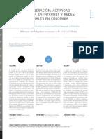 Alejandra Ortiz Deliberación en Colombia