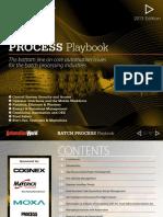 Batch Process Playbook - By Automation World - 2013