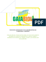 Evaluacion de Dos Fertilizantes Organicos Liquidos a Partir de Guano y Ruminaza