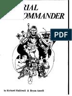 Laserburn Imperial Commander