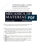 Problemas Mecanica de Materiales