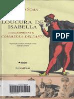 As Loucuras de Isabella e Outras comédias da Commedia Dell'arte