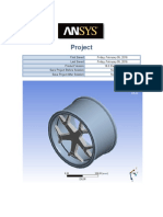 Reporte Ansys