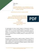 Providencia 063 ESTIMADA
