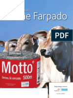 Manual Arame Farpado