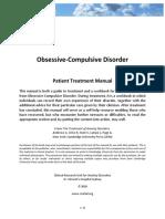 Obsessive‐Compulsive Disorder