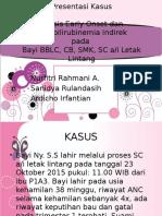 Presentasi Kasus Wates