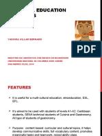 Bilingual Education Materials