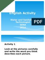 English Activity Vacations