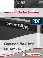 Manual de Instrucoes inyectores common rail