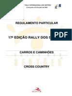 Regulamento-Carros-Caminhões-2009