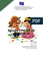 Bailes Tipicos de Venezuela