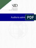 Auditoría administrativa 3
