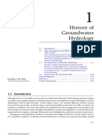 De Vries_2007_History of Groundwater Hydrology