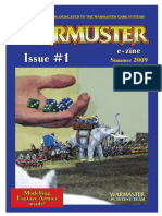 Warmuster Issue 1
