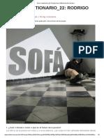 Breve Cuestionario_22_ Rodrigo Vera _ Antisemana de Literatura