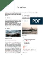 Syrian Navy