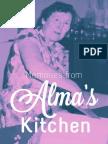 Alma's Kitchen