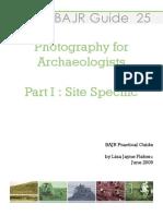 Fotografía de Arqueólogos. FOTOGRAFÍA DE ARQUEÓLOGOS Parte 1