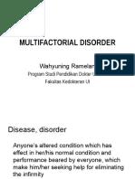 Multifac Disord