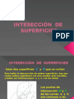 INTESECCIÓN  DE  SUPERFICIES.pptx