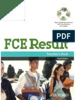 FCE Result Teacher 39 s Book