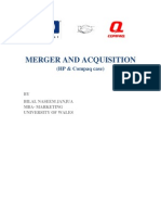 Merger and Acquisitions