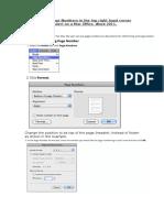 mla styles- mac name and page no