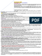 Conspect Drept Procesual Civil - Patea Generală