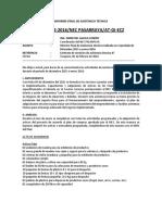 Informe Final de Asistencia Técnica Yacusisa
