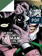 Batman - The Killing Joke - The Deluxe Edition-000