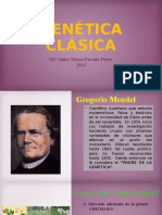 GENÉTICA CLÁSICA(2)