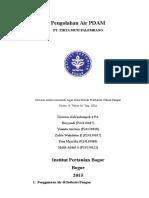 Pengolahan Air PDAM-1