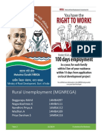 Rural Visit on Unemployment