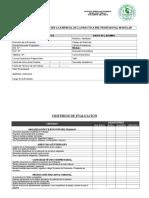 EVALUACION DESDE LA EMPRESA PRACTICA Modulo 1 Operatividad y Soporte de Sistemas Informaticos