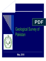 Geological survey of Pakistan