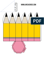 No.2PencilGiftBox FullColor