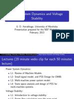 Udaya NSF Workshop Feb 2013