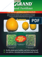 Natural Fertilizer 1