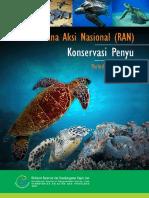 Rencana Aksi Nasional Konservasi PENYU
