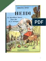 Johanna Spyri Heidi 01 Heidi