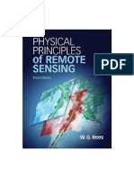 Physical Principles of Remote Sensing (3rd Edition)