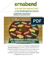 Elternabend- Was Kinder Im Kindergarten Lernen