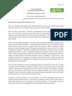 Sustainable Kamloops Plan - Land Info Package