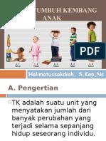 Tahap Tumbuh Kembang Anak PT 2 18 Okt  2014.pptx