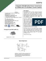 Datasheet(ACS712)093