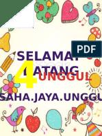 SELAMAT DTG 4U