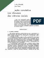 Significação Conotativa Dos Discursos Das Ciências Sociais
