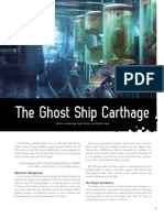 Fragged Empire - Adventure - The Ghost Ship Carthage