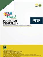 Proposal Imakipsi VIII